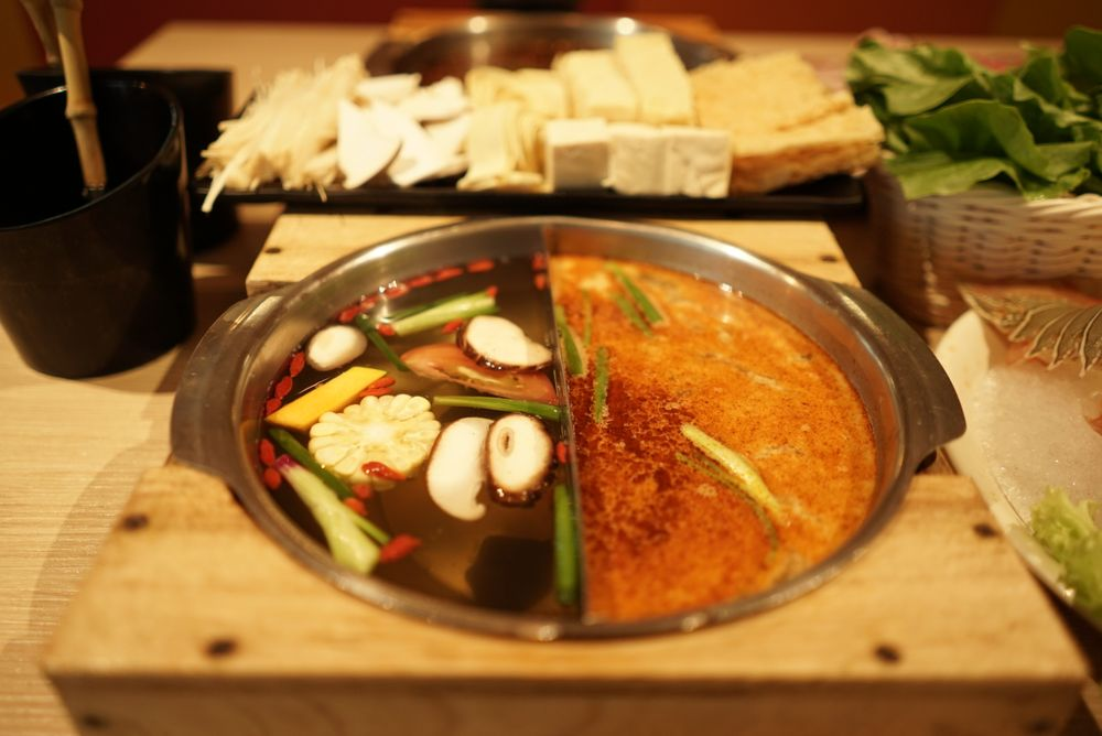 City Hot Pot Shabu Shabu Singapore