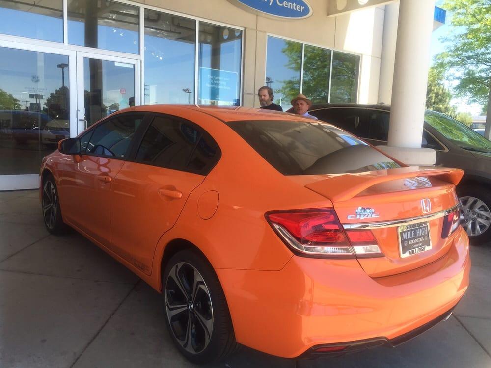 Mile high honda 13 photos 65 reviews car dealers for Motor mile auto sales