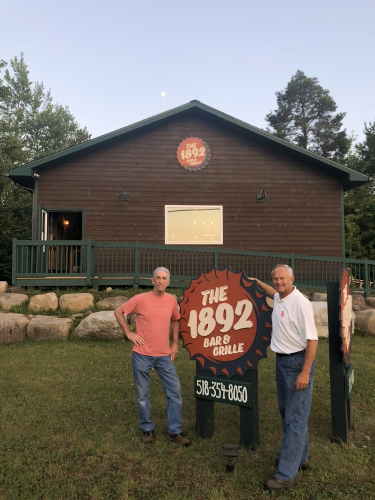 The 1892 Bar & Grille: 6386 State Route 30, Lake Clear, NY