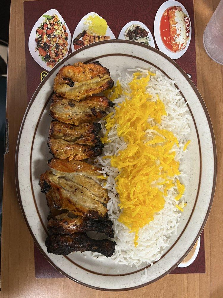 Buelna's Grill: 108 S Green St, Tehachapi, CA
