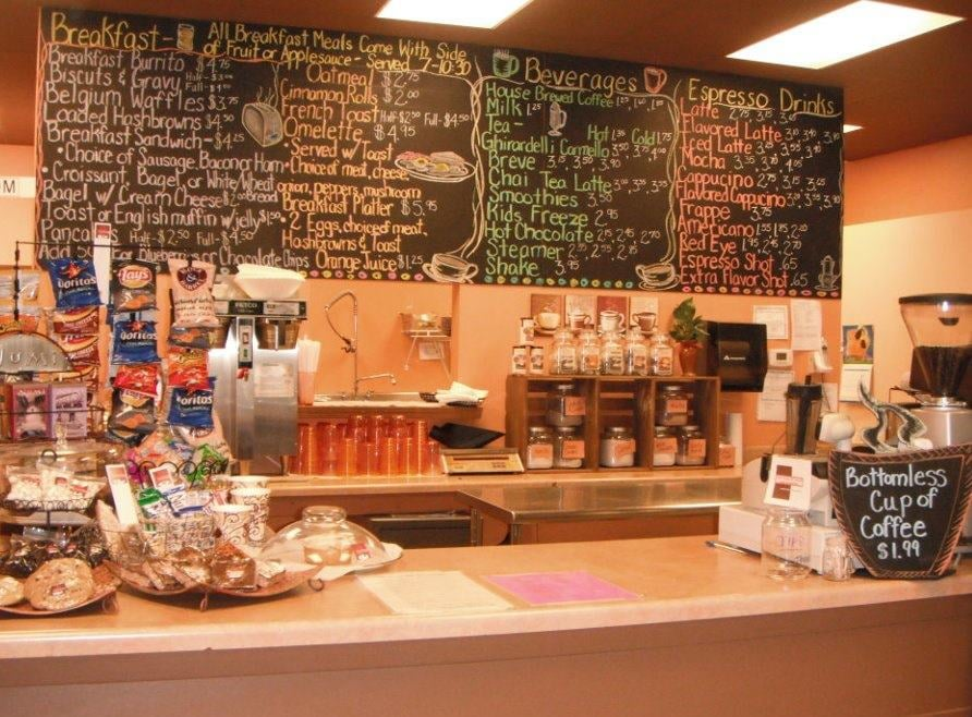 The Coffee Connection: 213 E Main St, Knoxville, IA