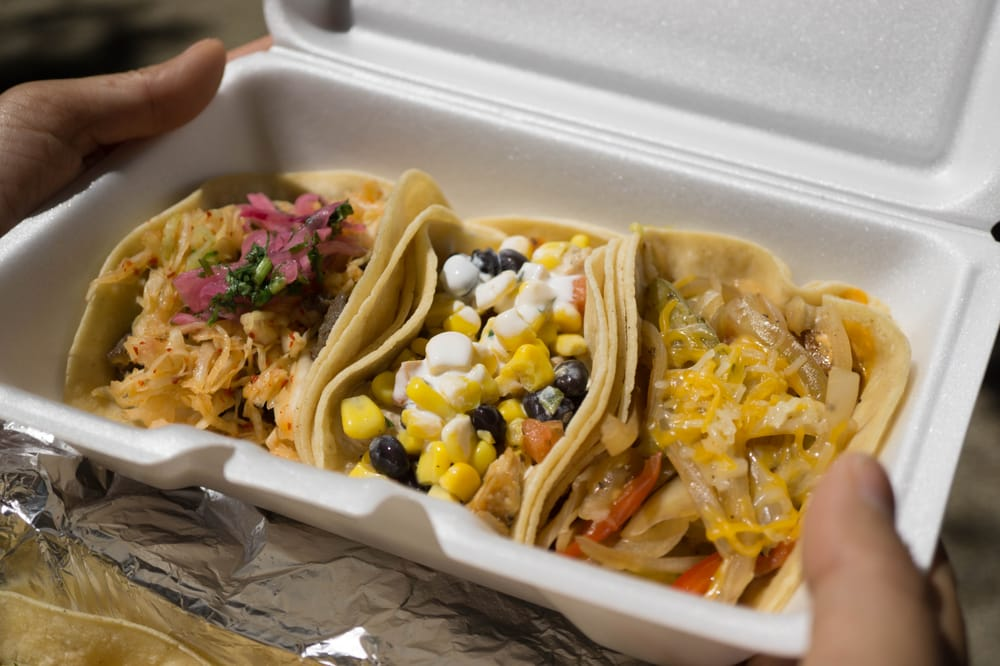Far East Taco Grille - Truck