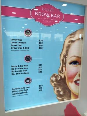 Benefit Brow Bar At Ulta 4849 Firestone Blvd South Gate, CA Skin