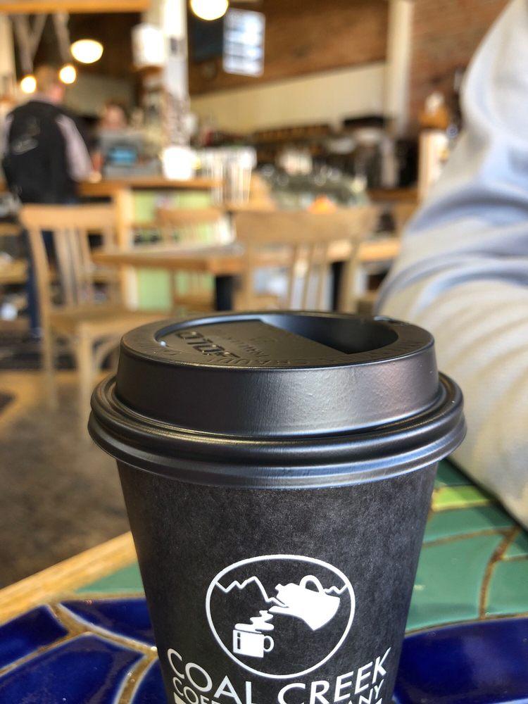 Food from Coal Creek Coffee
