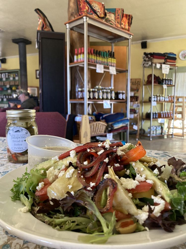 The Adobe Cafe & Bakery: 2134 Hwy 180, Reserve, NM