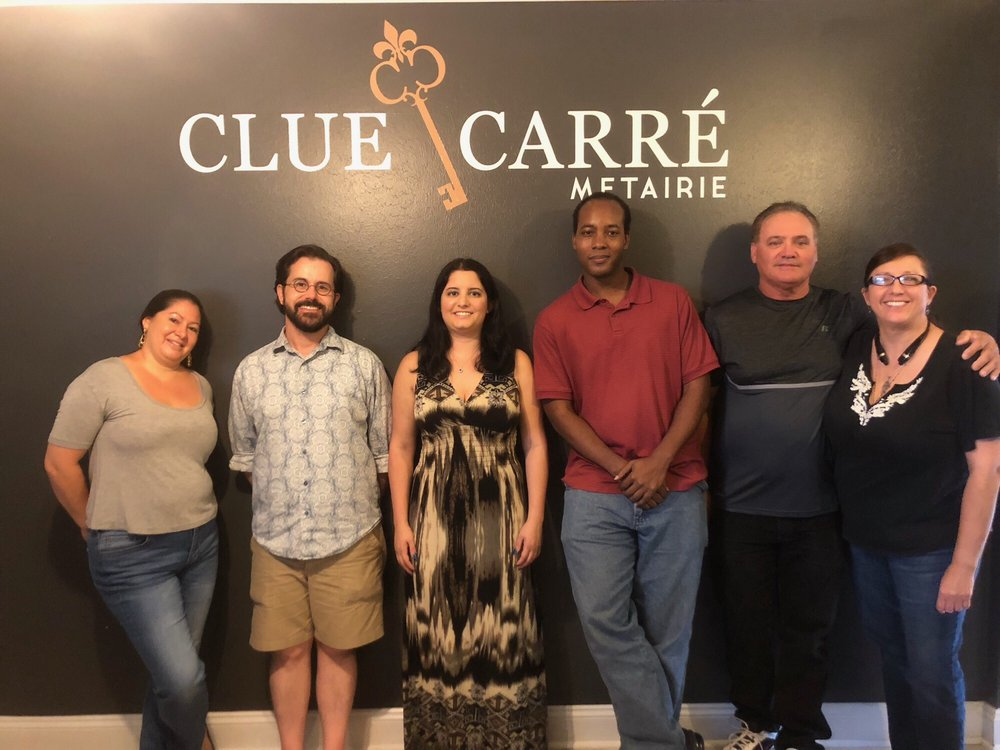 Clue Carré: 2712 Athania Pkwy, Metairie, LA