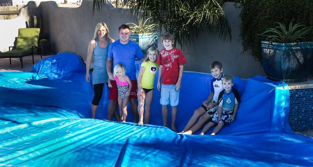 Solar Safe Pool Covers: 23005 N 15th Ave, Phoenix, AZ
