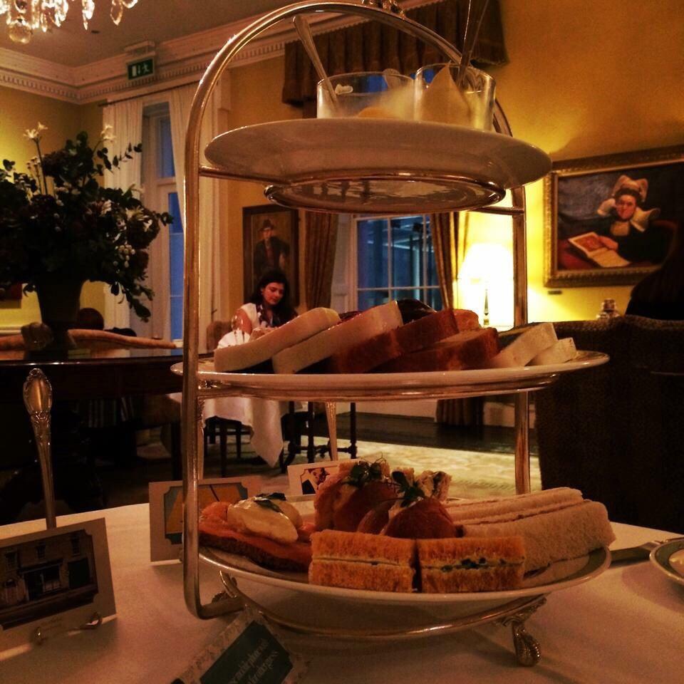 Restaurants Near Merrion Hotel Dublin