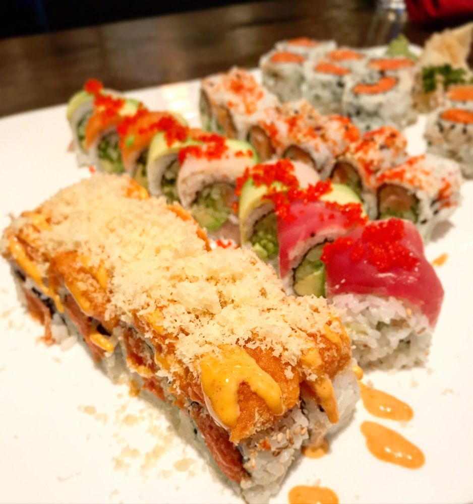 Sake Sushi: 104 Pioneer Trl, Chaska, MN
