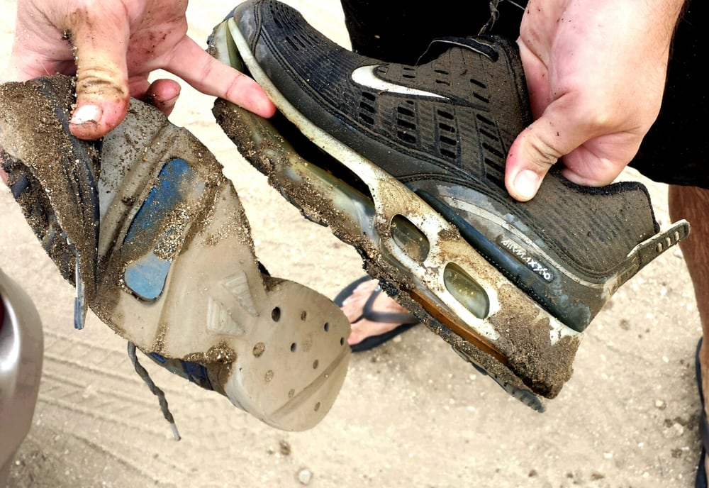 Mud On Our Shoes