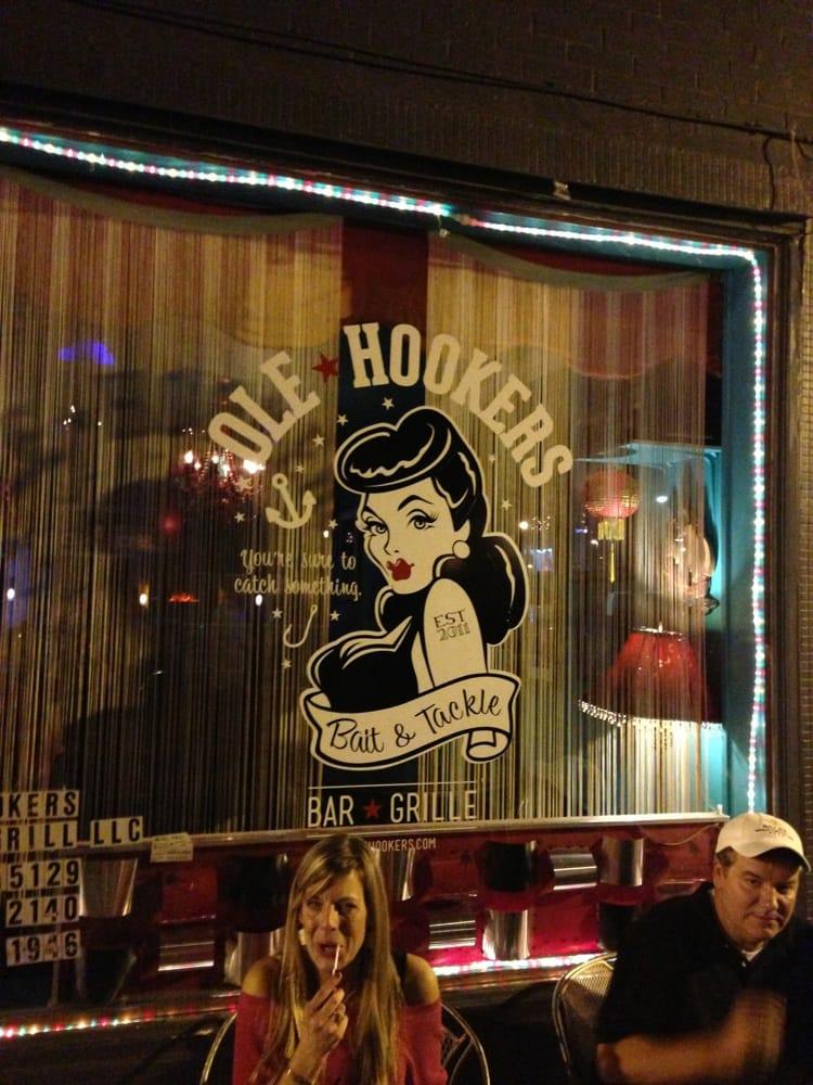 Ole Hookers: 205 S Limestone St, Lexington, KY