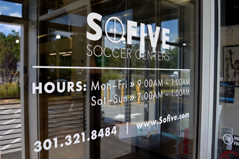 Photo of Sofive Soccer Centers: Rockville, MD