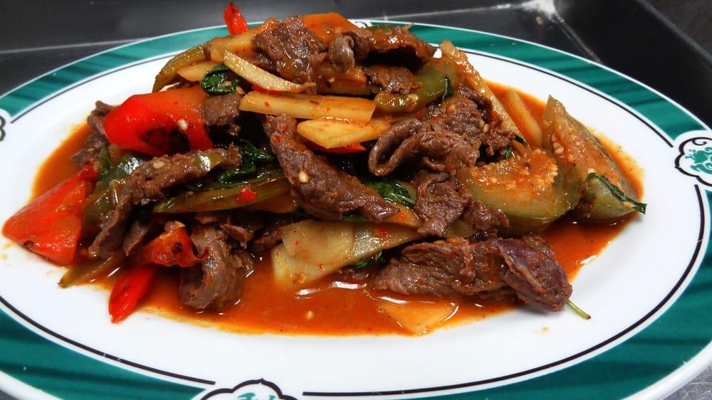 Thai Chili Restaurant Henderson Nv