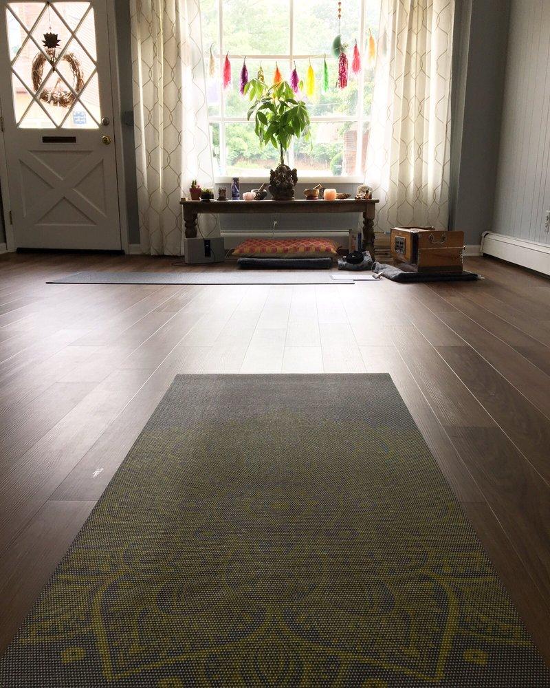 Blackbird Yoga Studio: 167 Terrace St, Haworth, NJ