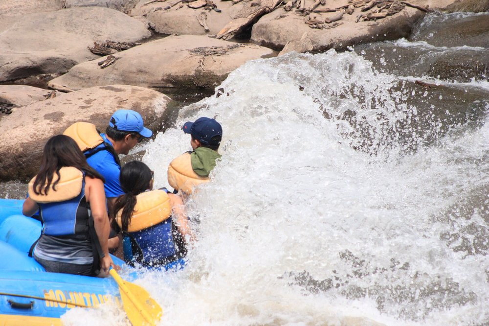 Mountain Waters Rafting: 303 W College Dr, Durango, CO
