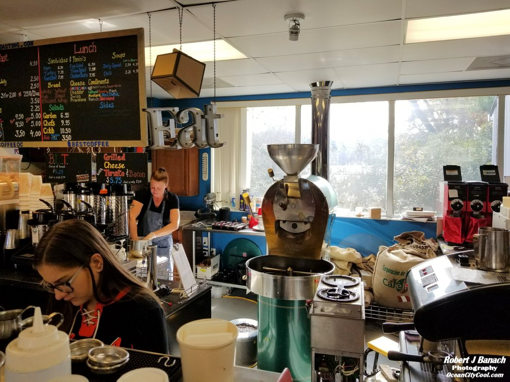 Coastal Coffee Roasting: 12216 Ocean Gateway, Ocean City, MD