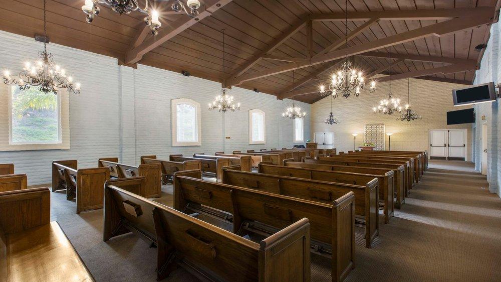 Glen Abbey Memorial Park and Mortuary: 3838 Bonita Rd, Bonita, CA