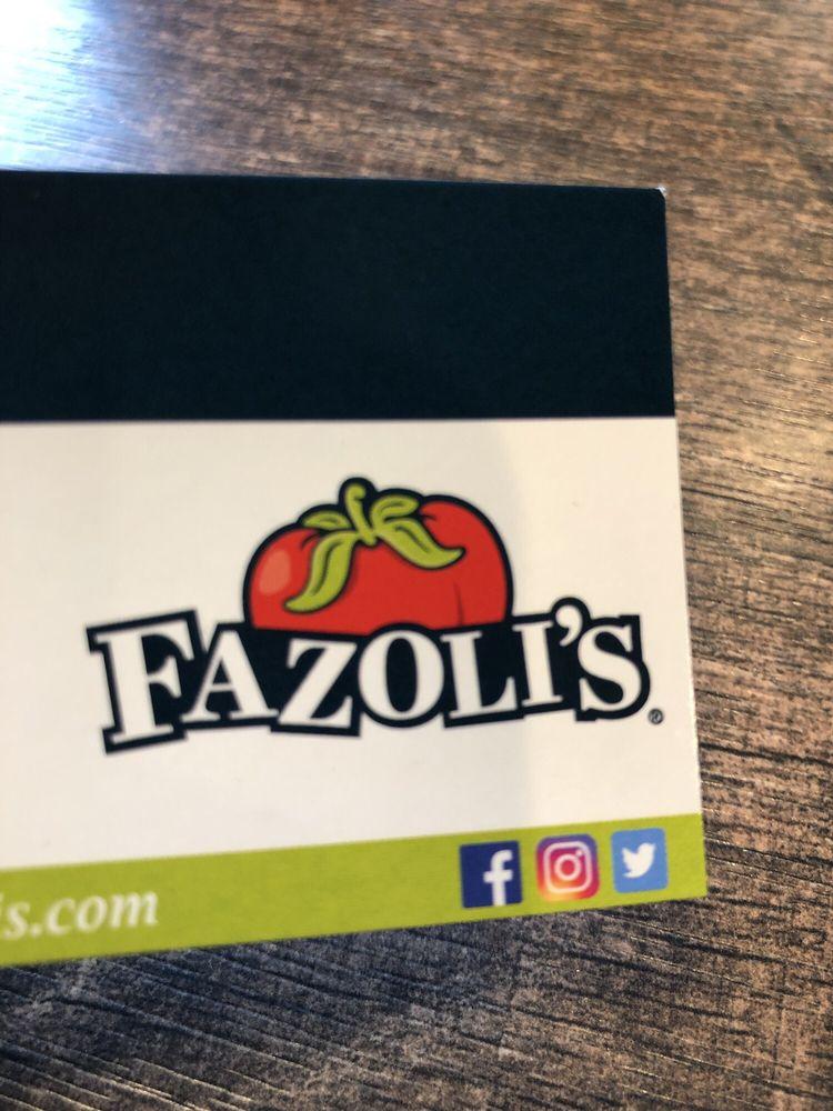 Fazoli's: 789 Business Park Dr, Prattville, AL