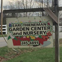 Photo Of Earl Thin Greenhouses Louisville Ky United States Sign At Entry