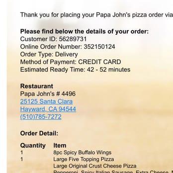 Papa John's Pizza - Order Food Online - 27 Photos & 61 Reviews ...