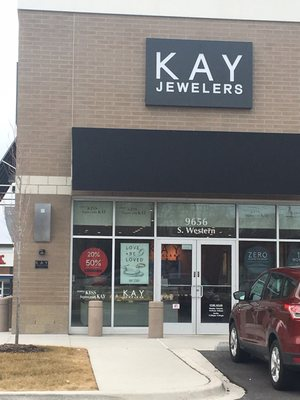06223ea65000f Kay Jewelers - Jewelry - 9656 S Western Ave, Evergreen Park, IL ...
