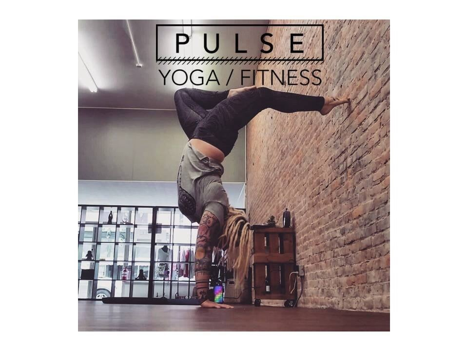 Pulse Yoga/Fitness: 116 S Main St, Marysville, OH