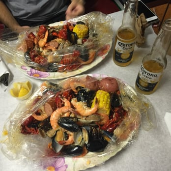 Photo Of Shark Seafood Restaurant Richmond Va United States Boil
