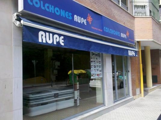 Colchones Rupe   Mattresses   Calle Santo Domingo de la Calzada, 6