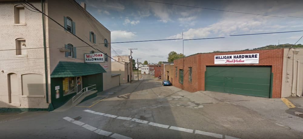 Milligan Hardware: 320 Smith St, East Liverpool, OH