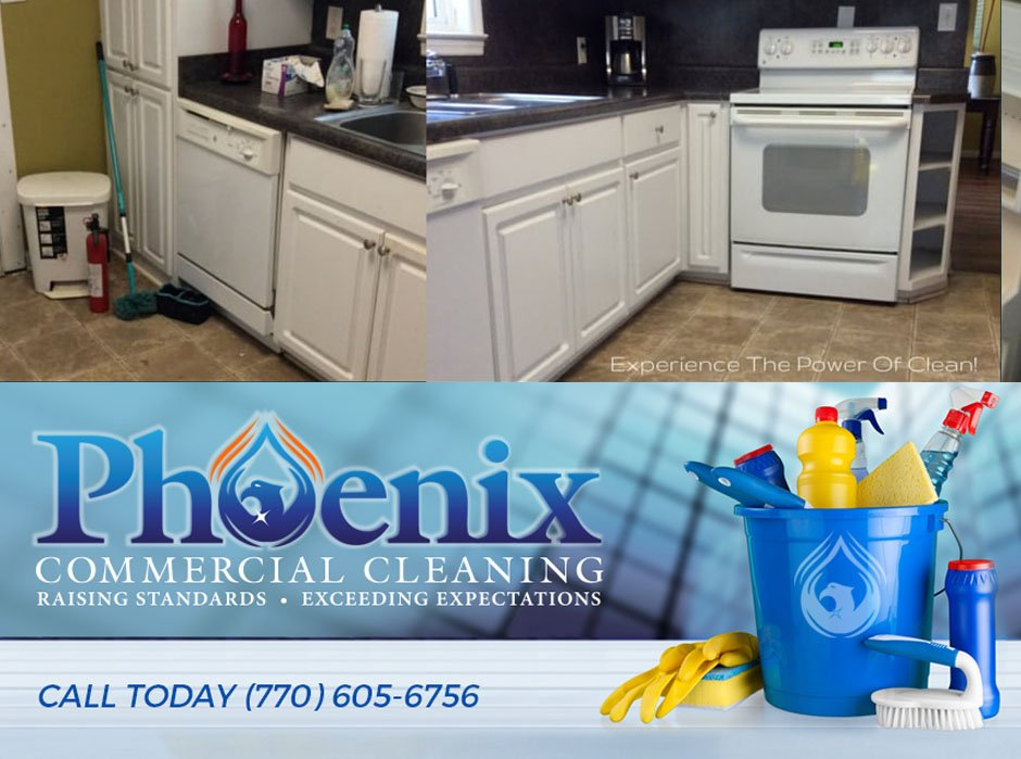 Phoenix Commercial Cleaning: Lilburn, GA