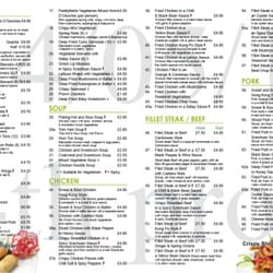 Paddyfields Chinese Restaurant Ollerton