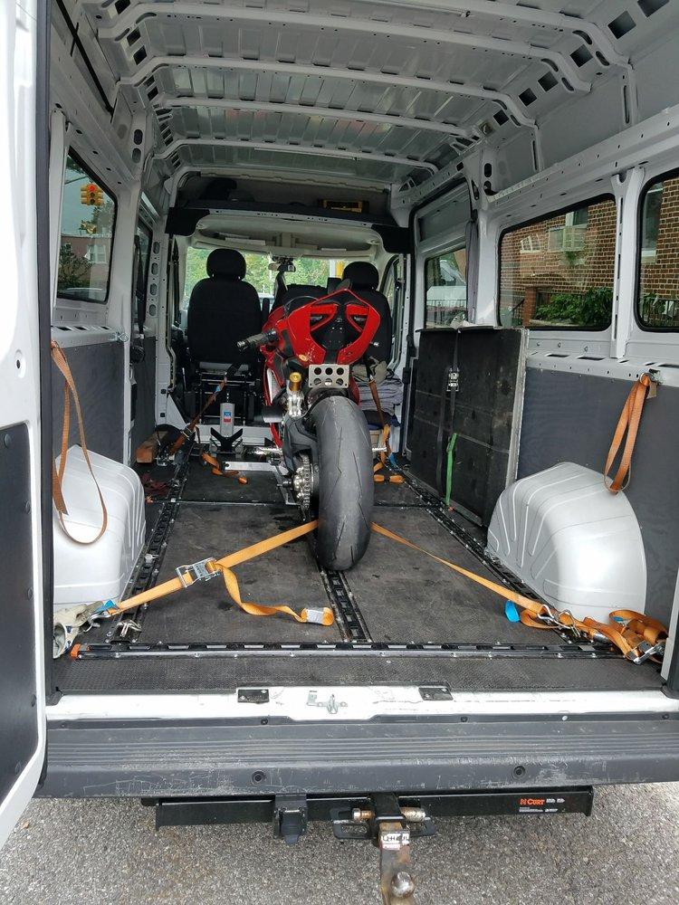 Rally Traveler Transporter: 221 McDonald Ave, Brooklyn, NY