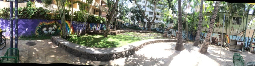 Kuhio Mini Park