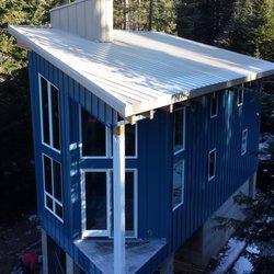 Photo Of Lakeside Roofing   Kent, WA, United States. Gold Creek WA Cabin