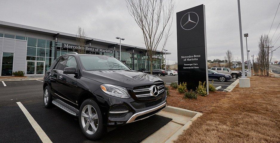 Mercedes-Benz of Marietta - Yelp