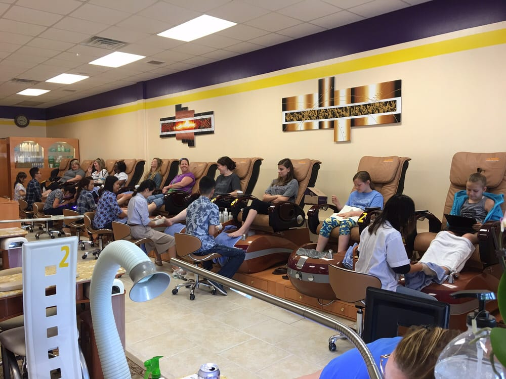 Gel Nails and Spa: 2120 E Fire Tower Rd, Greenville, NC