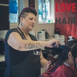 love is in the hair lompoc