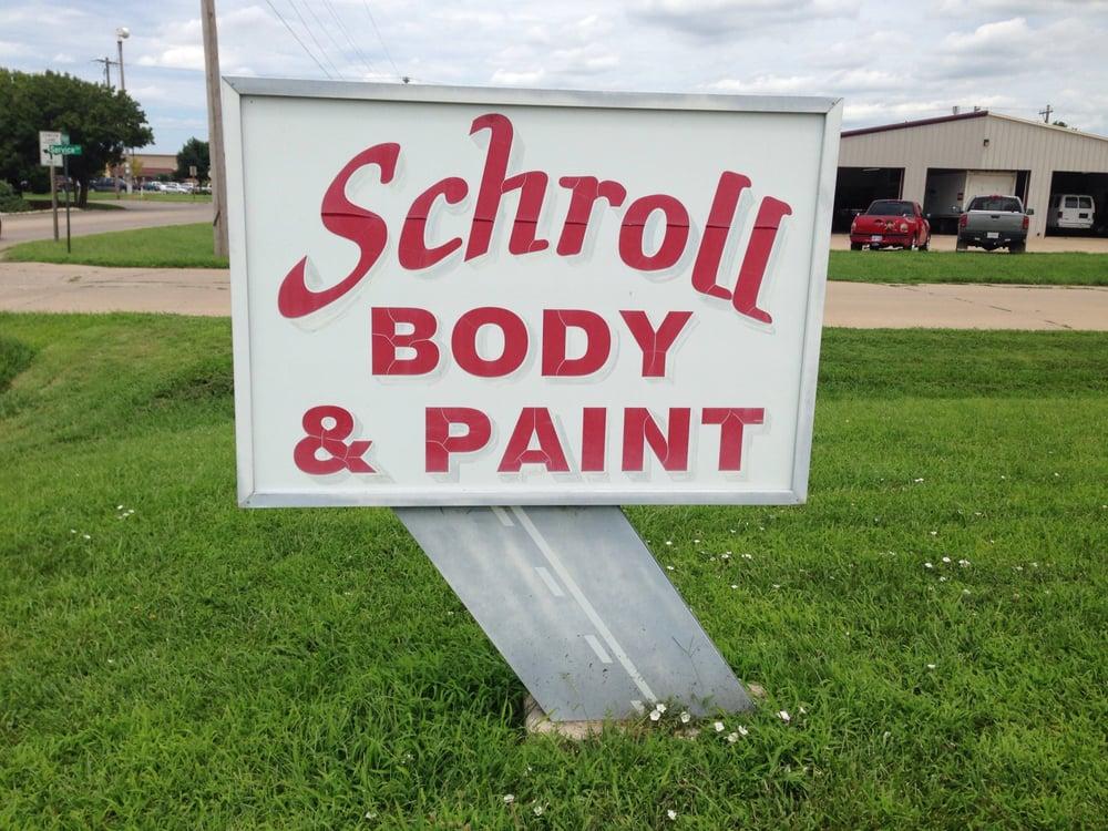 Schroll S Body Paint Manhattan Ks