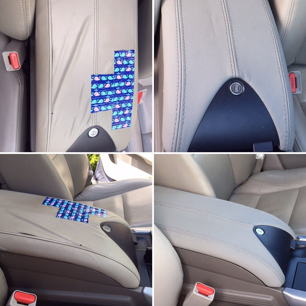 Acura RDX Center Console Arm Rest Replacement Repair Yelp - Acura rdx center console cover