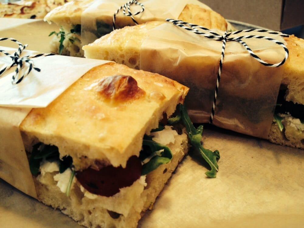 tomato arugula and goat cheese sandwich yelp