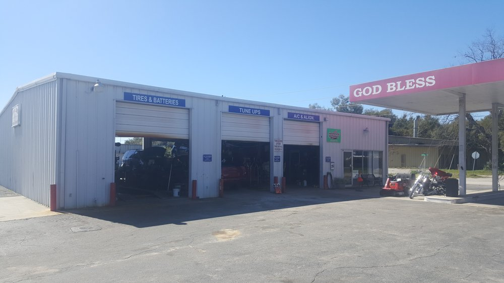 Adams & Sons Service Center: 295 South First Ave, Bartow, FL