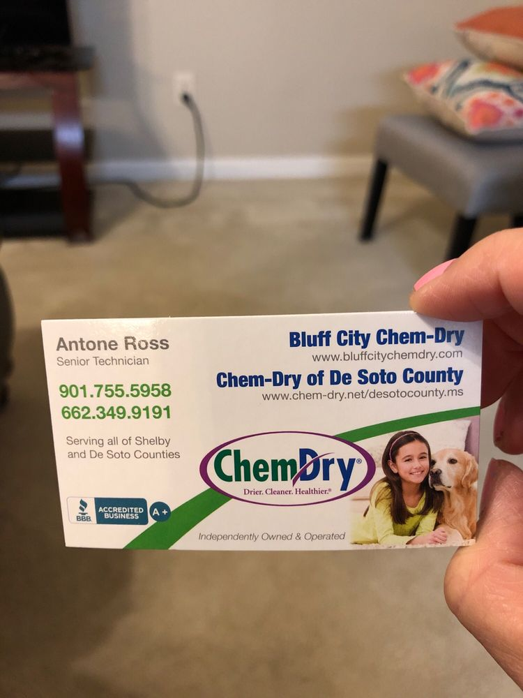 Chem-Dry of De Soto County: Arlington, TN