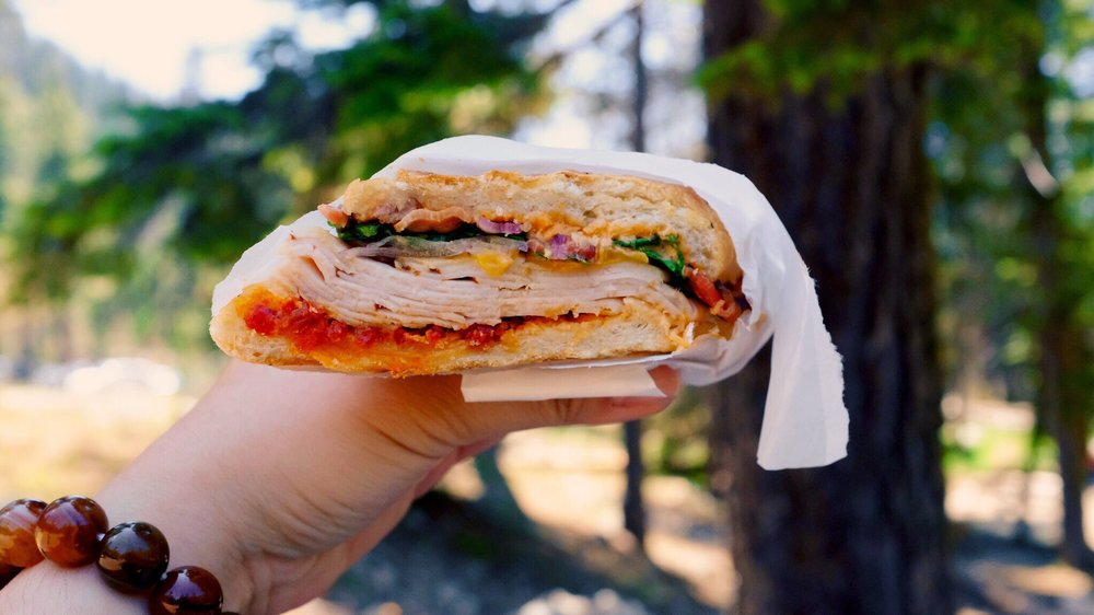 Sierra Subs and Salads: 41651 Sierra Dr, Three Rivers, CA