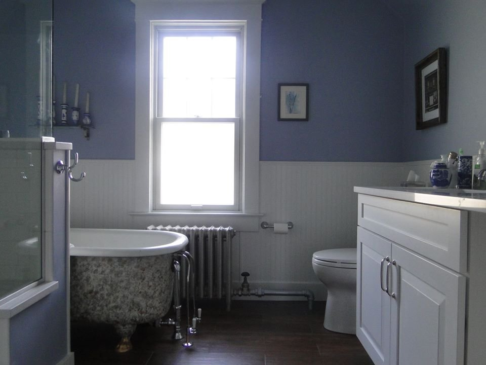 After117 Year Old Bathroom Remodel Yelp