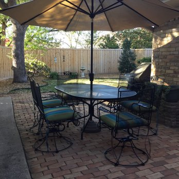 Photo Of Sunnyland Outdoor Furniture   Dallas, TX, United States. Woodard  Wrought Iron