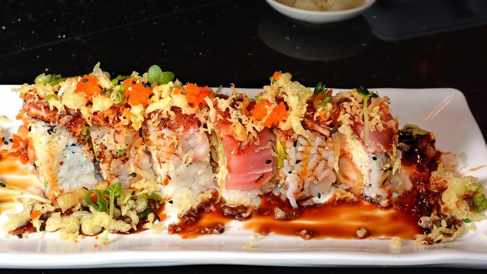 Ginza Sushi Japanese Restaurant: 1068 E Bastanchury Rd, Fullerton, CA