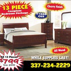 Attirant Photo Of Today Furniture U0026 Mattress   Lafayette, LA, United States. 13 Pc