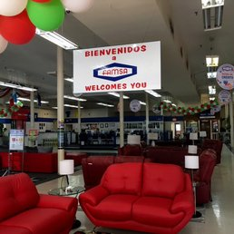 Famsa Furniture Stores 425 W Jefferson Blvd Oak Cliff Dallas Tx Phone Number Yelp