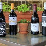 Peloton wine bar okc