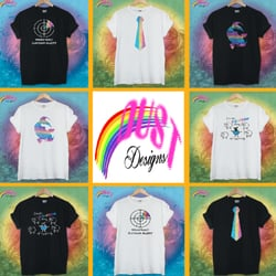Rainbow Dust Designs - 11 Photos - Screen Printing - Blackburn ...
